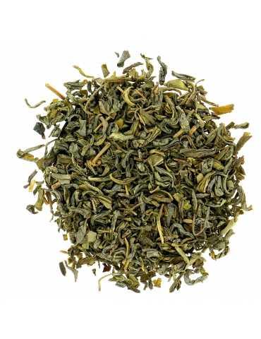 Chun Mee Bio thé vert Chine Bonthés