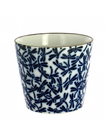 SOBA CUP - DRAGONFLIES