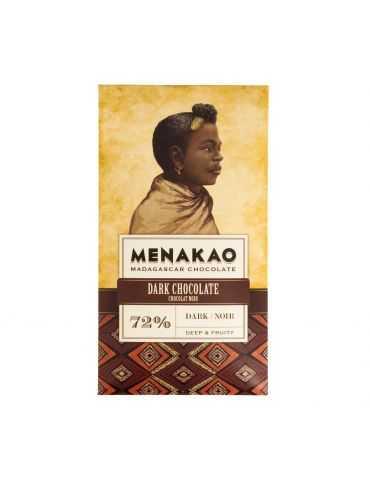 Chocolat noir 72%