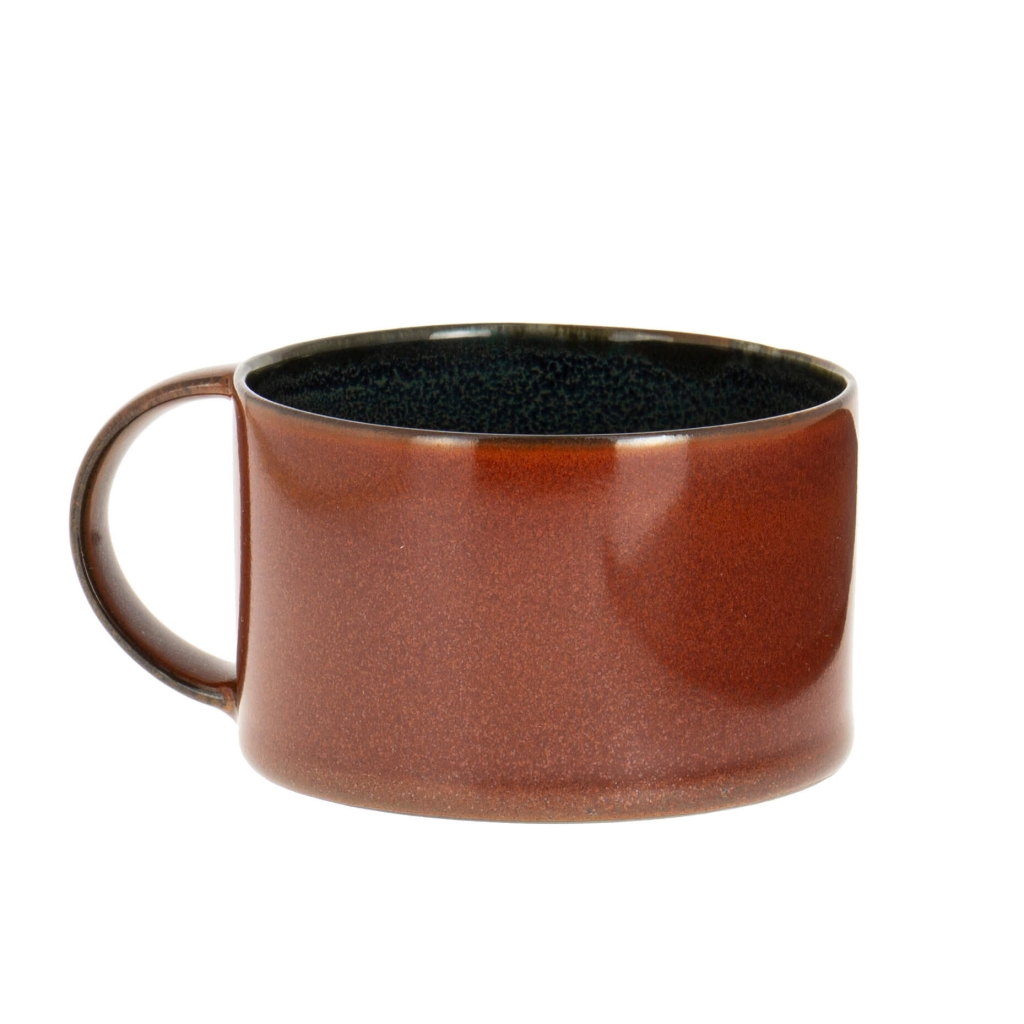 Tasse Anse Koffietas Rouge