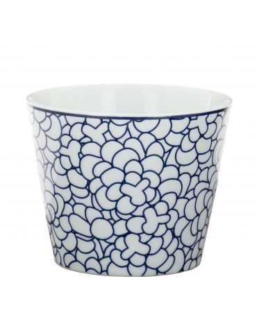 """Tasse Soba """"Bleu de Nîmes"""" Pop Corn"""