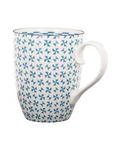 Mug Hélice Bleu