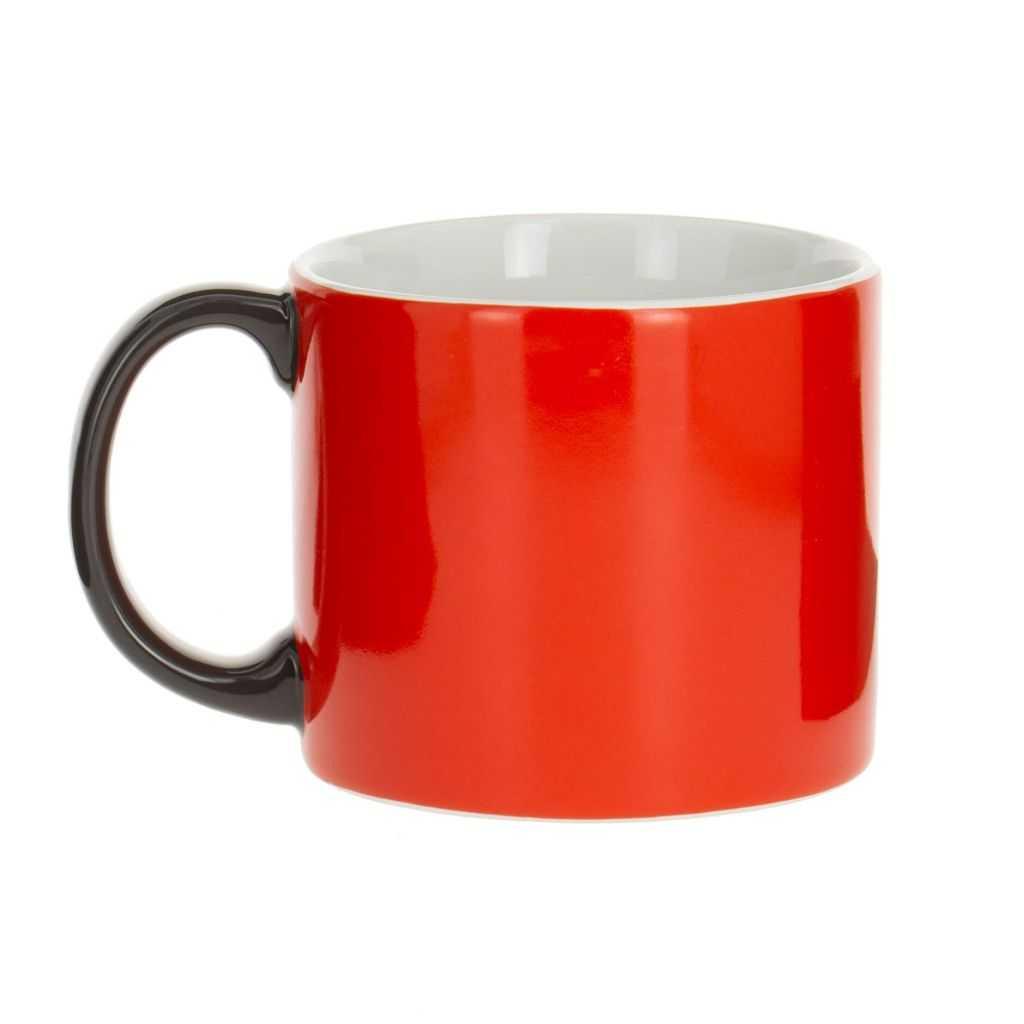 Mug rouge Jansen+co