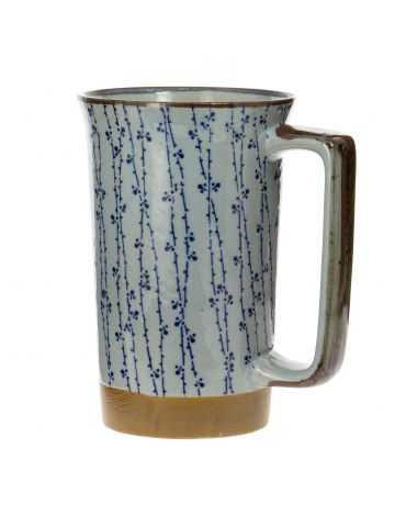 Mug en grès - Coton