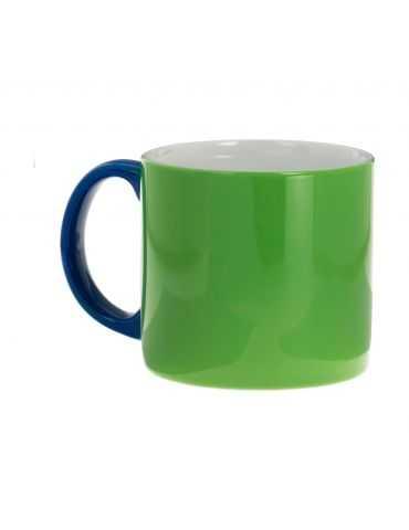 Mug XL Vert Jansen+co