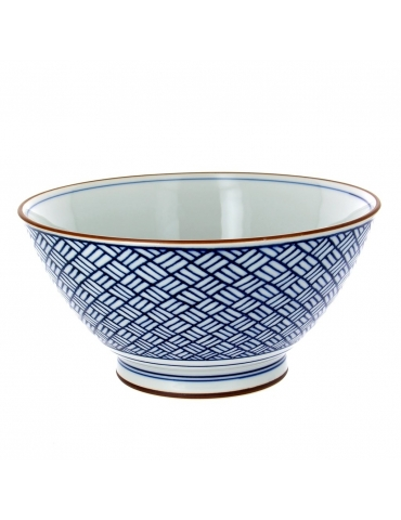 LARGE BOWL - BASKETWORK
