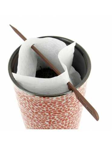 100 Filtres papier avec Stick