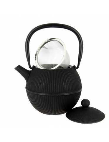 Théière Boule Noire 0.9L