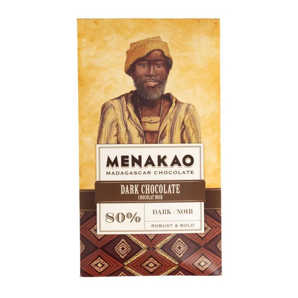 Chocolat noir 80%