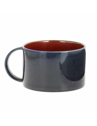 Tasse Anse Koffietas Bleue