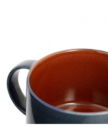 Tasse Café Allongé - Bleue