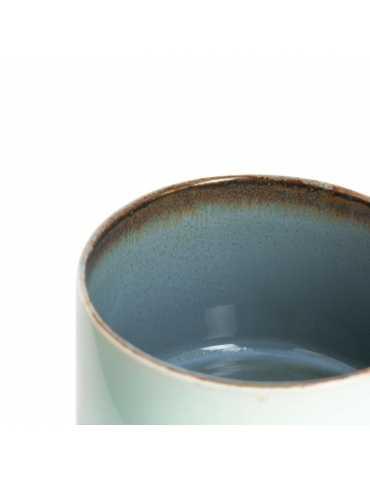 Gobelet Bas - Fumée Bleue