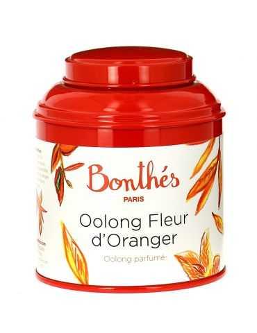 Oolong Fleur d'Oranger