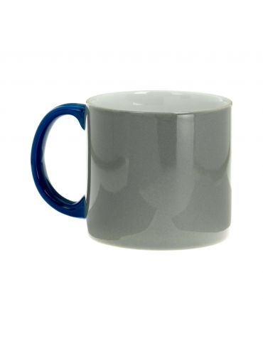 Mug XL gris Jansen+co