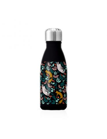 Bouteille isotherme Lapins 26cl
