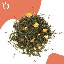 Nouvelle recette chez Bonthés ! Agrumes Sencha - Thé vert japonais Sencha aux 9 agrumes. Désaltérant et fruité, à consommer à tout moment de la journée, chaud ou glacé !  #thé #teatime #icedtea #agrumes #citrus #detoxtea #bonthes #orange #thévert #greentea