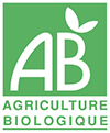 Logo organic agriculture
